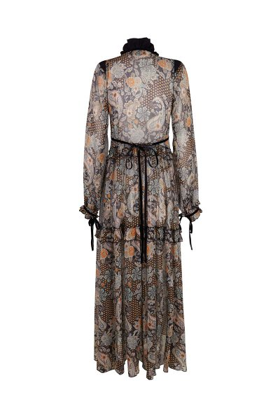 Vestido GUTS & LOVE Fiore Di Notte V-21-0-018