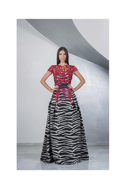 Vestido MATILDE CANO Seda 2234
